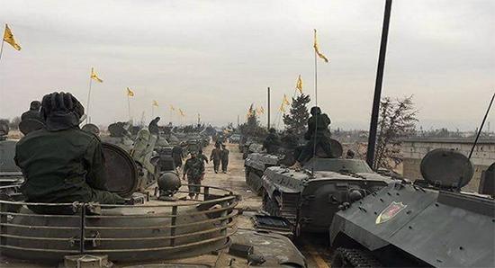 Washington: le Hezbollah n'a pas utilisé des blindés destinés à l'armée libanaise