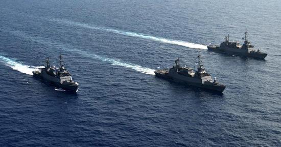 Le chantier qui construit les navires israéliens appartient à l'ex-ministre libanais de la Défense.