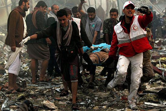 Le Royaume-Uni accusé de «crimes de guerre» au Yémen par Ansarullah.