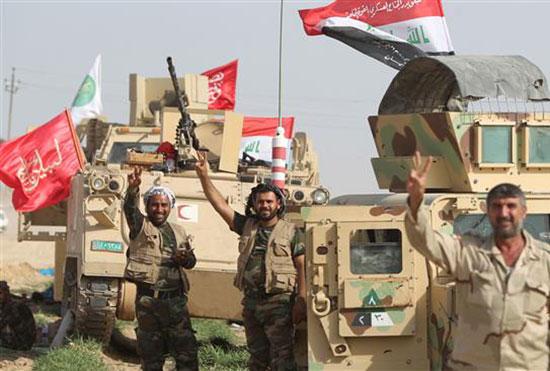 Irak: «Daech» se retire de Hit, perd ses plus hauts dirigeants.