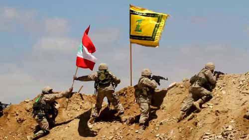 Le Hezbollah attaque une base de «Daech» dans le jurd de Ras Baalbeck.