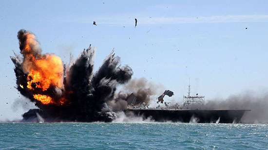 L'Iran a le droit inaliénable de bloquer le détroit d'Ormuz face à tout navire US.