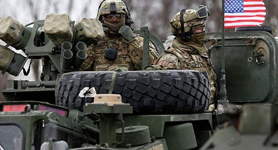 Le Pentagone veut accroître sa présence en Europe.