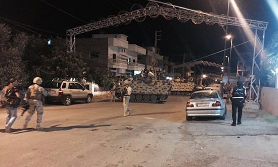 Liban:cinq nouveaux attentats suicide secouent Al-Qaa.