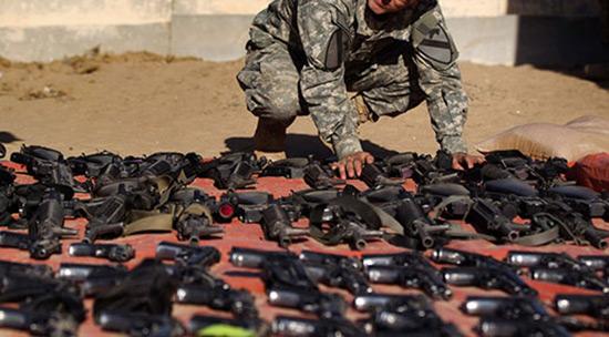 Les armes livrées par la CIA aux miliciens syriens entrent sur le marché noir.