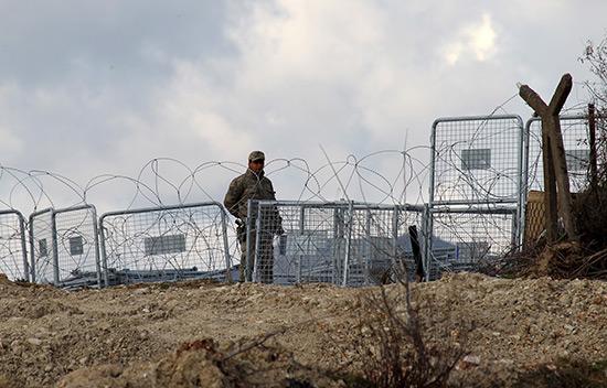 8.000 terroristes ont pénétré en Syrie à partir de la Turquie en deux mois.