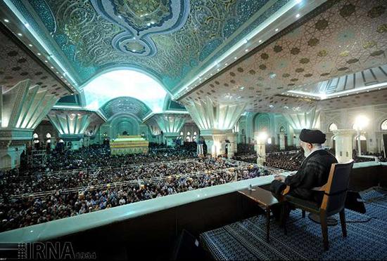 Sayed Khamenei: Les Etats-Unis n'ont pas respecté leurs engagements dans l'accord nucléaire