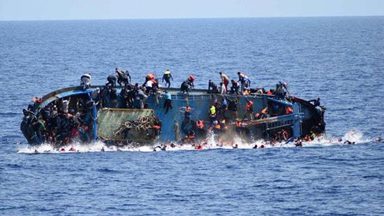Migrants: plus de 10.000 morts en Méditerranée depuis 2014.