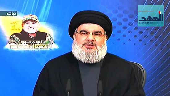 Sayed Hassan Nasrallah: «La bataille d'Alep est stratégique. Nous allons accroitre notre présence»ز