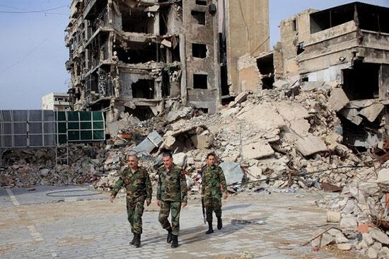 Alep: L'effondrement des groupes terroristes s'accélère