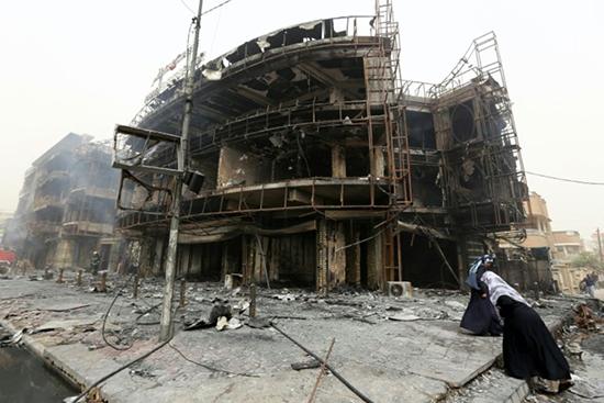 Irak: limogeage des principaux chefs de la sécurité à Bagdad