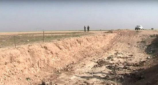 Plus de 70 charniers de «Daech» découvertes en Syrie et en Irak.