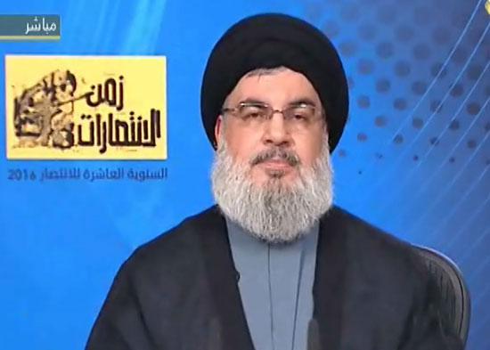 Sayed Nasrallah: «Israël est de plus en plus conscient que son existence est menacée»