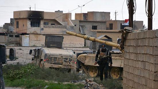 Les forces irakiennes reprennent à «Daech» une ville clé au sud de Mossoul