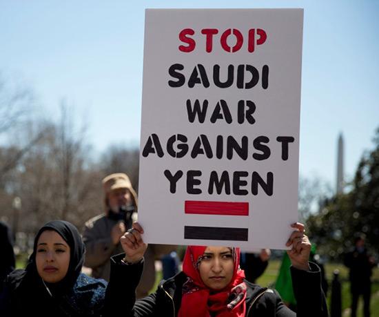 Des législateurs US prient Obama de reporter la livraison d'armes à l'Arabie.