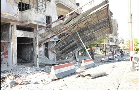 22 martyrs dans des attaques terroristes contre trois villes syriennes