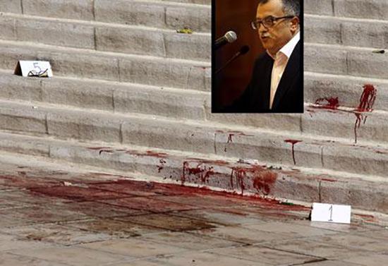 Le Hezbollah condamne l'assassinat de l'écrivain Nahed Hattar.
