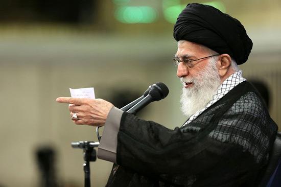 Iran: l'imam Khamenei réitère sa «méfiance absolue» à l'égard de Washington.