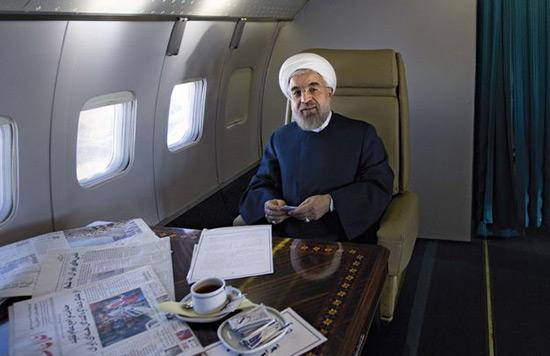 Le président iranien se rend au Venezuela et à Cuba avant New York.