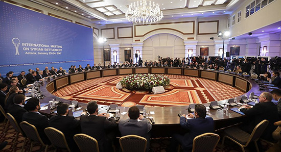La rencontre d'Astana marginalise Washington et décrédibilise les extrémistes.