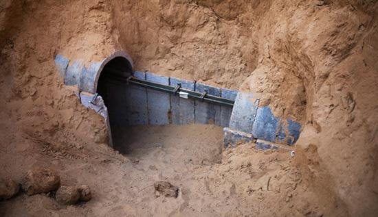 Gaza: un activiste du Hamas tué dans l'effondrement d'un tunnel