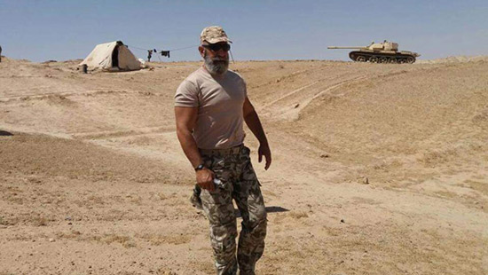 Le commandant des forces syriennes à Deir ez-Zor tombe en martyre.