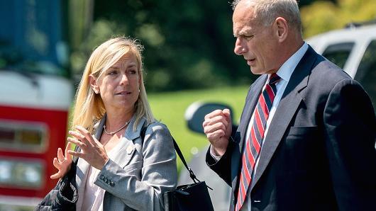 USA: une responsable de la Maison Blanche nommée à la Sécurité intérieure.