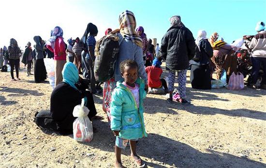 Libye: quelque 20.500 migrants détenus à Sabratha, selon l'ONU.