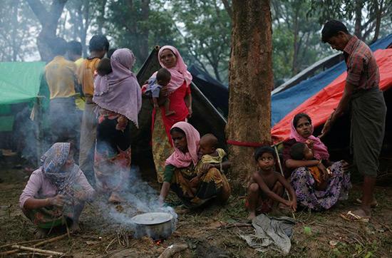 Crise des Rohingyas: l'ONU juge «inacceptable» le manque d'accès à l'Etat Rakhine.