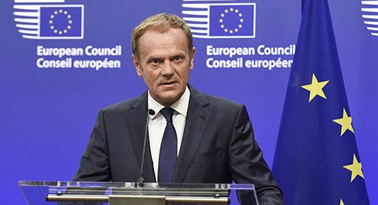 Brexit: l'UE espère des progrès significatifs d'ici décembre.