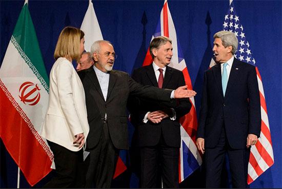 Téhéran à Paris : l'accord nucléaire n'est pas négociable