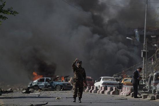 Afghanistan: 31 policiers et militaires tués dans plusieurs attaques