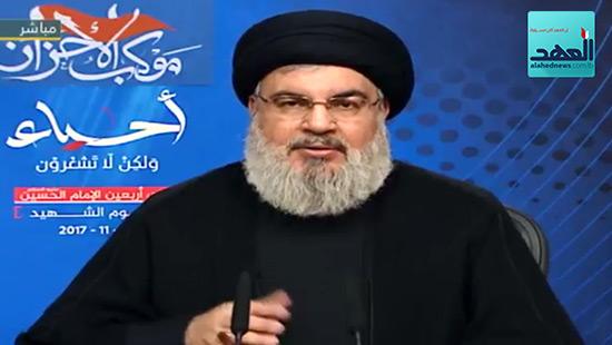Sayed Hassan Nasrallah