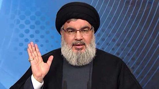 Discours du secrétaire général du Hezbollah le 5 novembre 2017.