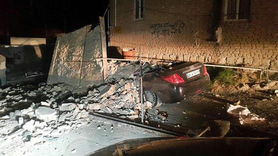 Un violent séisme fait plus de 200 morts et 1 700 blessés en Iran et en Irak