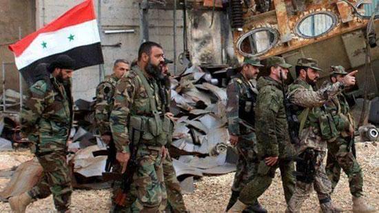 L'armée reprend le contrôle d'un village dans la banlieue sud-est de Hama