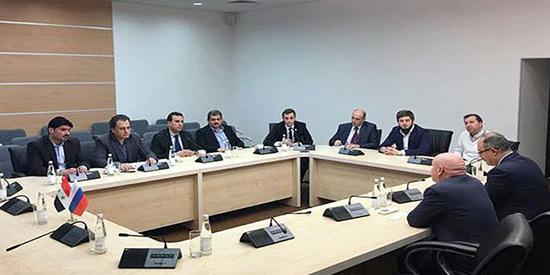 Damas invite les compagnies russes à reconstruire la Syrie.