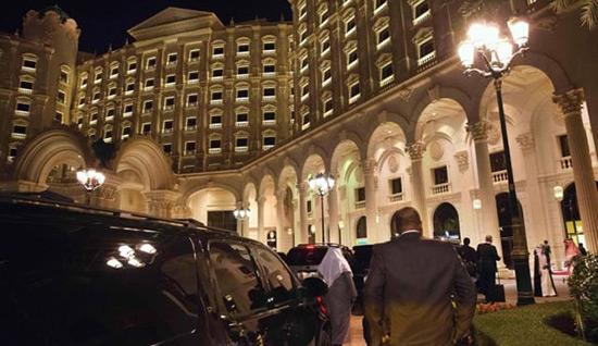 Purge en Arabie: la plupart des détenus ont accepté un accord financier.