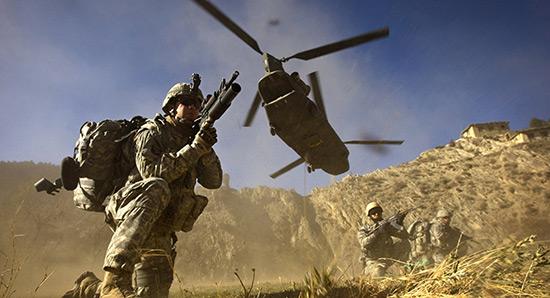 Les USA augmentent leurs forces armées, une première en 7 ans.