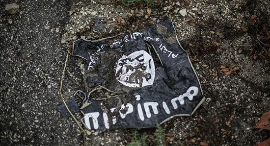 «Daech» ne compte plus que 3.000 combattants au maximum en Irak et en Syrie.
