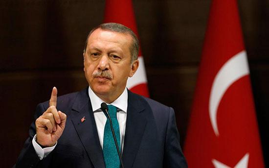 Al Qods : Erdogan évoque une possible «rupture diplomatique» avec «Israël»