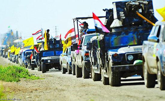 Irak : Haïder al-Abadi salue le rôle crucial des Hachd dans la lutte anti-terroriste