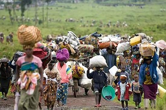 Conflits: 15.000 Africains déplacés chaque jour dans leur propre pays.