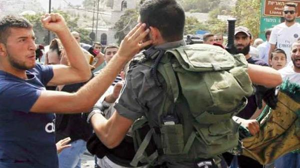 En images, les jours de colère en Palestine occupée.