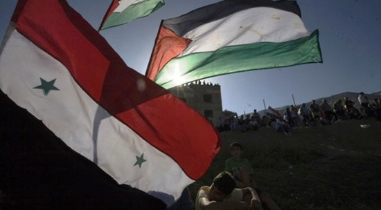 Damas condamne le projet «dangereux» de Trump pour al-Qods.