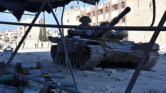 Syrie: l'armée progresse vers al-Bab, expulse «Daech» de huit localités en 24 h.