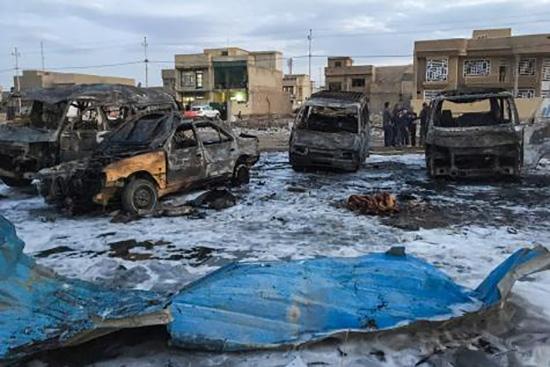 Un nouvel attentat de «Daech» à Bagdad fait plus de 50 martyrs
