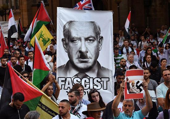 Australie: manifestations contre la visite de Netanyahu.