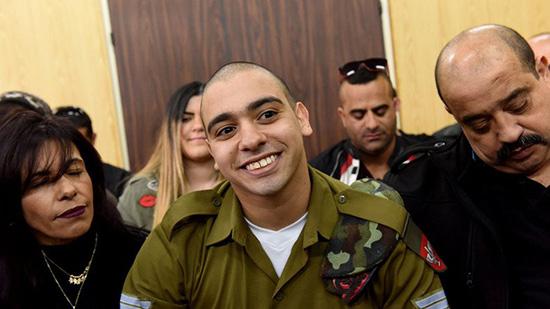 «Peine légère» dénoncée contre un soldat ayant achevé un Palestinien