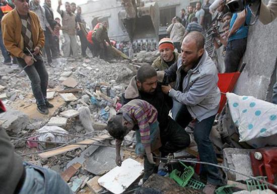 Publication mardi d'un rapport sensible sur la guerre de Gaza